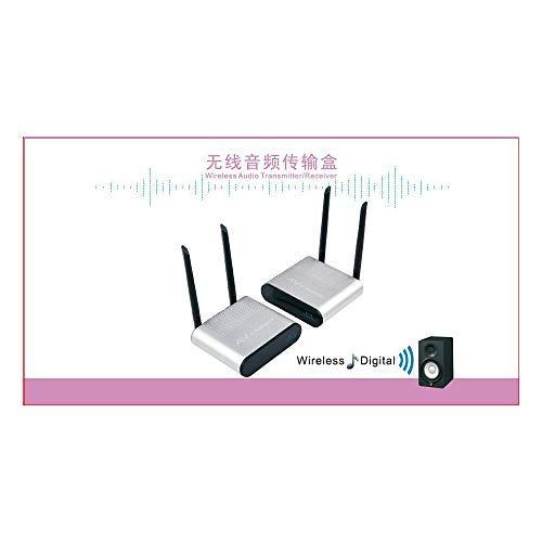 MEASY AU680 Transmisor / Receptor de Audio inalámbrico...