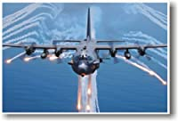 ac-130h Spectre aircraft–新しいMilitary US Air Forceポスター