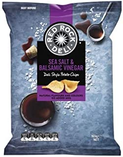 Red Rock Deli Sea Salt and Balsamic Vinegar, 165g