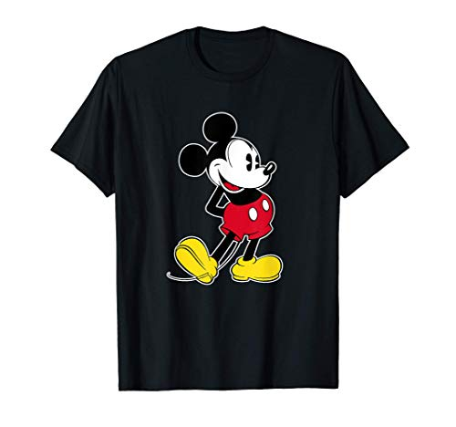 Disney Mickey Mouse Classic Pose Camiseta
