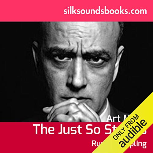 The Just So Stories cover art