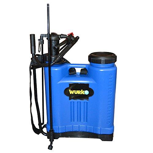 Wurko - Mochila a Presión con Lanza 15 litros