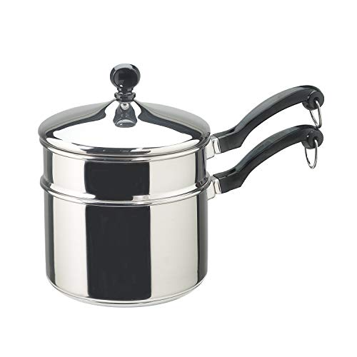 Farberware Classic Stainless Series 2-Quart Covered Double...