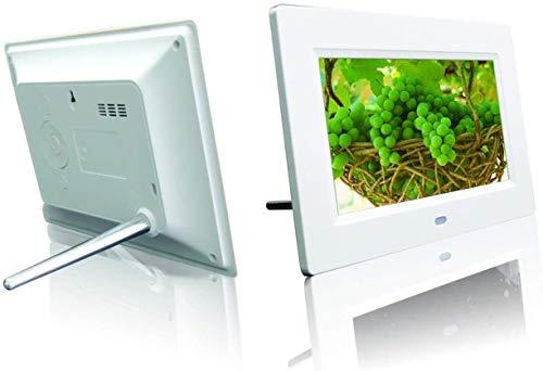 Digitale Fotolijst 7 Inch LED Digitale Fotolijst Infrarood Afstandsbediening Digitaal Display Elektronisch Fotoalbum