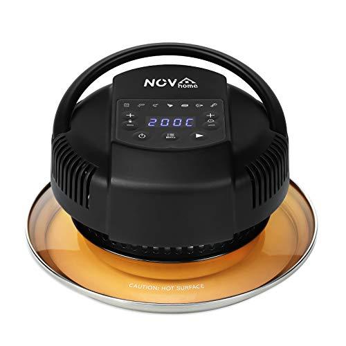 Novhome Tapa Freidora de Aire para Olla a Presión 5.6-8L 10