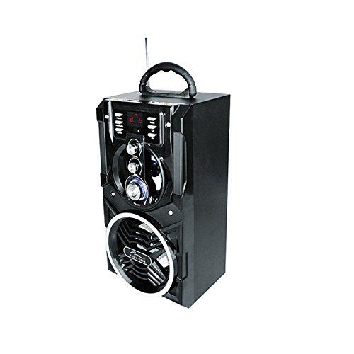 Media-Tech Partybox BT mt3150Stereo 18W schwarz