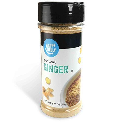 Amazon Brand - Happy Belly Ginger, Ground, 2.75 Ounce