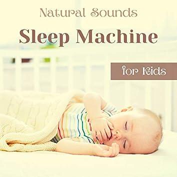 Natural Sounds Sleep Machine for Kids