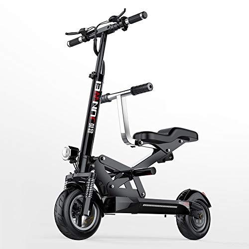 CYC Bicicleta Electrica Plegables 500w Motor Bicicleta con Ruedas de 10