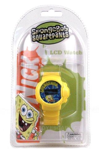 Sponge Bob LCD Watch