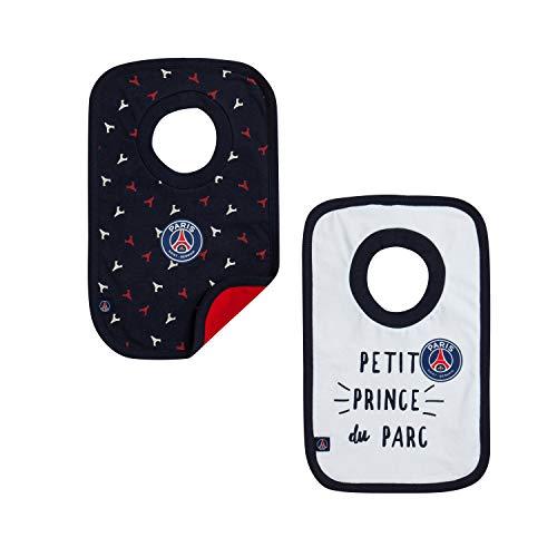 Paris Saint-Germain slabbetjes, PSG, officiële collectie, 2 stuks