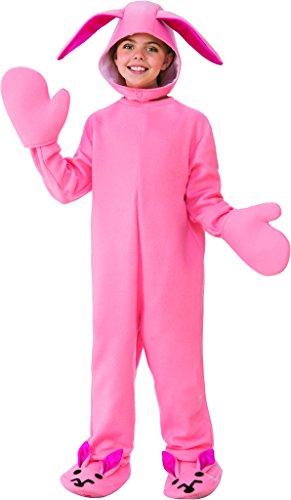 Rubie's Bunny Jumper Children's Costume, Pink, Medium, (Model: 641241_M)