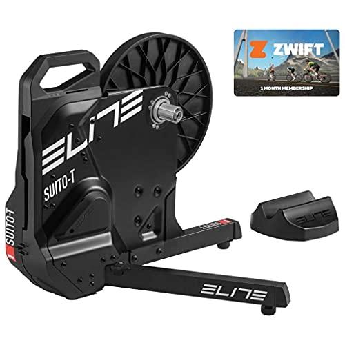 Elite - Trainer Suito-T con blocco riser, senza custodia