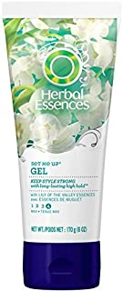 Herbal Essences Set Me Up Max Hold Hair Gel, 6 Ounce