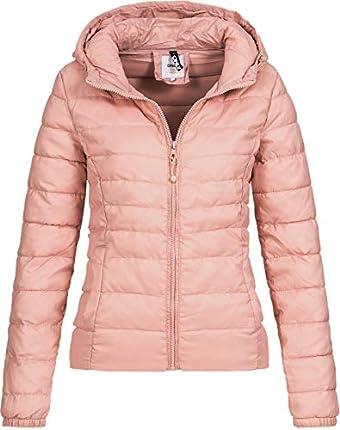 Only Onltahoe Hood Jacket Otw Noos Chaqueta, Rosa (Misty Rose Misty Rose), X-Large para Mujer