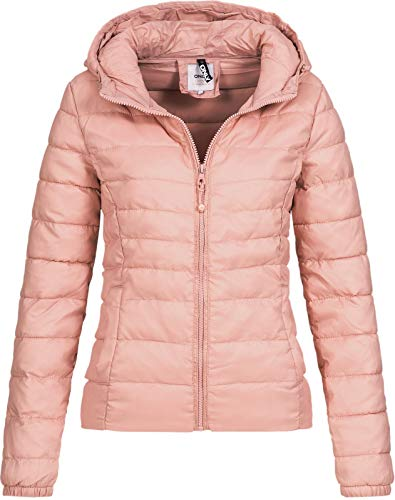 Only Onltahoe Hood Jacket Otw Noos Chaqueta, Rosa (Misty Rose Misty Rose), Large para Mujer