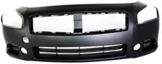 Go-Parts - OE Replacement for 2009 - 2014 Nissan Maxima Front Bumper Cover (CAPA Certified) NI1000258C NI1000258C Replacement For Nissan Maxima