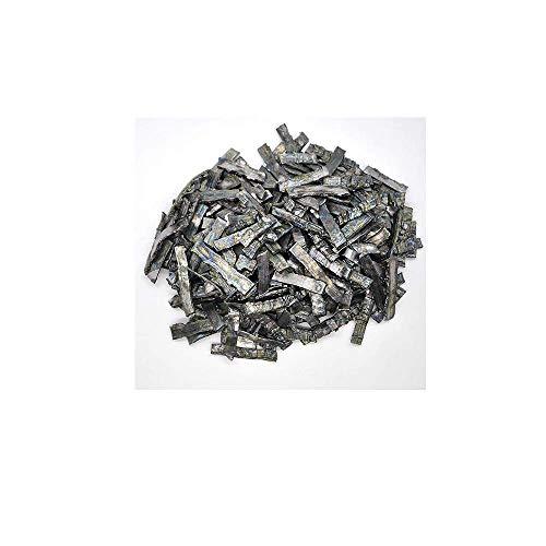 Vanadium Metal, 99.8% Pure Vanadium – Pieces Sized 25mm(1') or Smaller - 1000 Grams