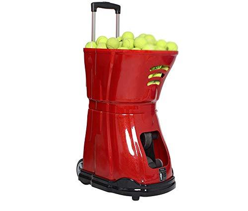 Stoge Tennisball-Maschine Automatischer Tennistrainer Tennistrainer Tennis-Trainingsgeräte Automatischer Tennistrainer