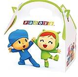 Verbetena 12 Pocoyo and Nina Empty Favor Boxes