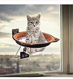 Hh Katze Hängematte Bett Window Pod Lounger, Pet Nest Fenster Montiert Cat Barsch Bett Mit Saugnäpfen Cat Rest Haus Für Haustiere Bis Zu 20 Kg