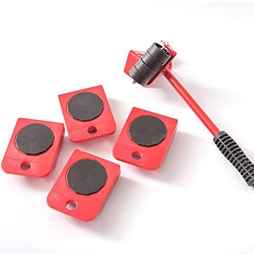 CGMZN meubelwieltjes, verplaatst de motor, zware beweging, beweging, beweging, heffen en verplaatsen van meubels, zware gereedschappen voor meubels en tillen