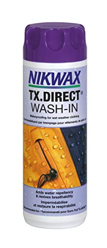 Nikwax TX Direkt Wash-in Stoff Water Repellent (10 Unzen)