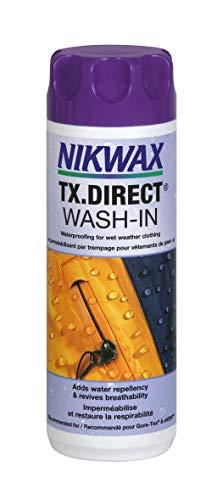 Nikwax TX Direct Wash-in Tissu Hydrofuge (10 onces)