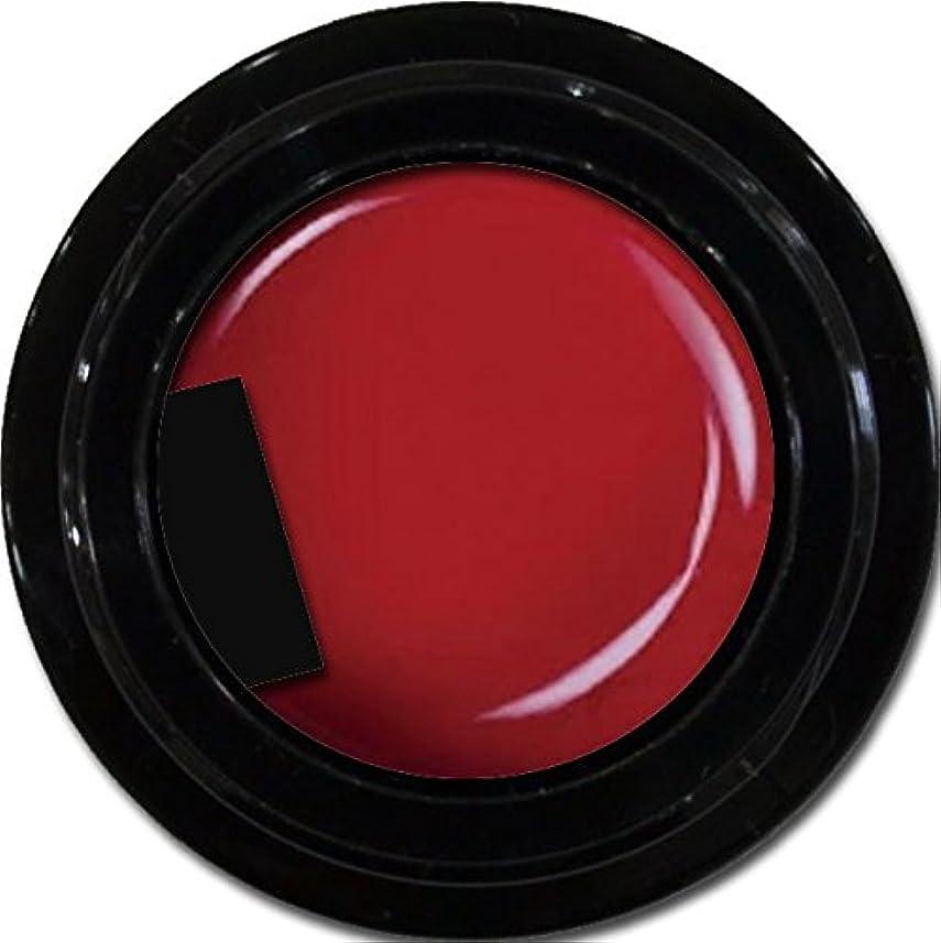 寛容な増加するセールカラージェル enchant color gel M401 ShinyRed 3g/ マットカラージェル M401 シャイニーレッド 3グラム