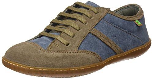 El Naturalista Unisex-Erwachsene N5278 Sneakers, Blau (Vaquero), 39 EU