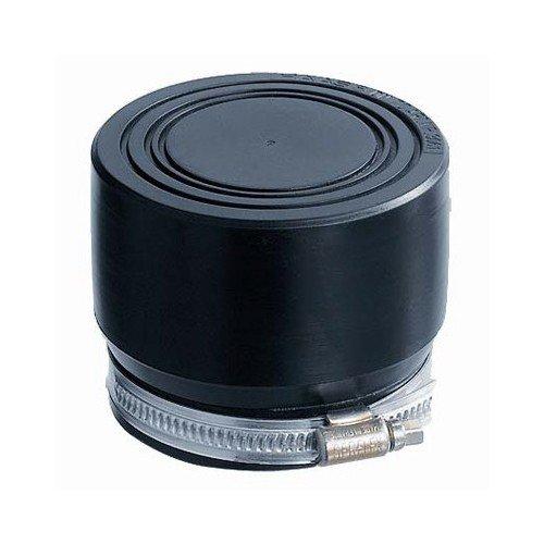 Haas Anschlussmuffe Konfix Verbinder DN75 / 80 EPDM Gummi SML HT KG Rohr Abwasserrohr Muffe Übergangsmuffe 3063