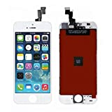 Screencart Mobile Display Panel for iPhone 5S White