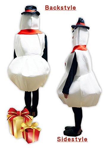サザック『スノーマン/Snowmancostume(2761)』