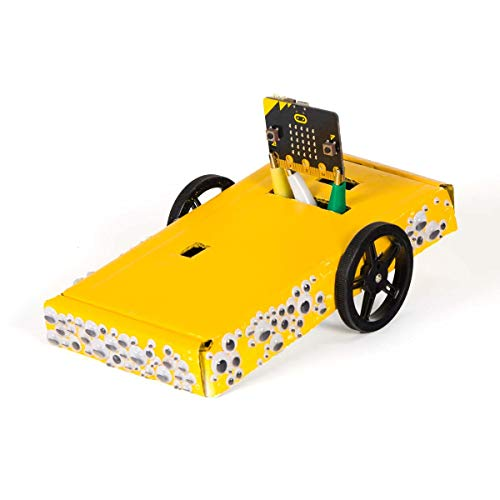 Tech Will Save Us Micro:master Pack | BBC Microbit Coding Kit, Ages 11 and up