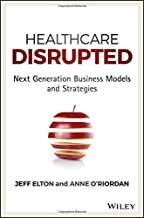 Best healthcare disrupted book Reviews