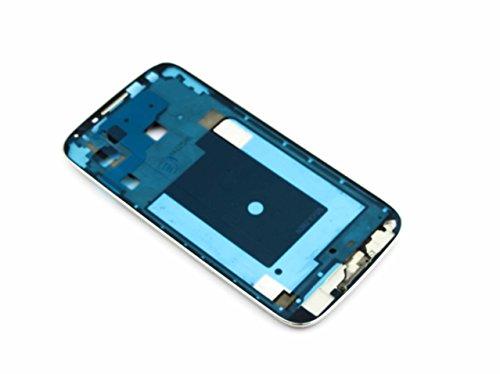 SHS Frame passend für SAMSUNG Galaxy S4 / Frontglas / Glas / Displayglas / LCD Reparatur / LCD Display / Digitizer / LCD Replacement / UV LOCA Kleber Glue Adhesive