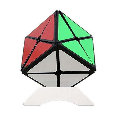 OJIN Shengshou Dino Cube Negro Shengshou Legend 8 Axis Cube Cubo mágico (Negro)