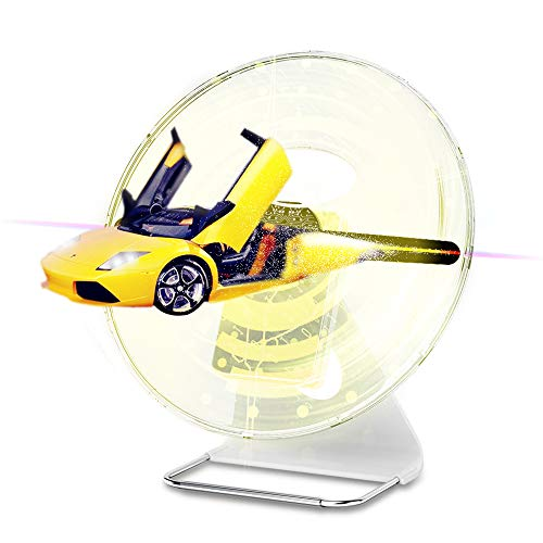 ventilador holograma fabricante GIWOX