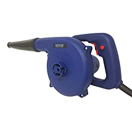 Souffleur aspirateur électrique 850W feuilles nettoyage jardin gazon Sac rab-850