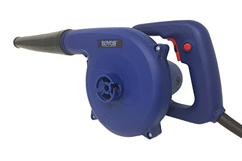 Soffiatore aspiratore Elettrico 850W Foglie Pulizia Giardino Prato Sacco RAB-850