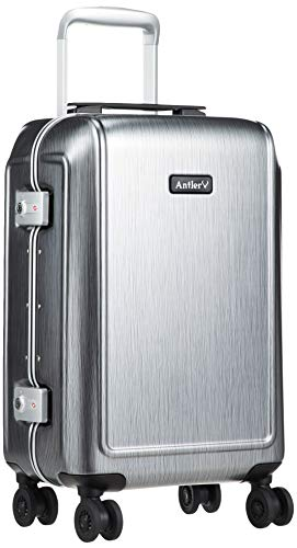 Antler ACAH-48, Valise Hairline Silver