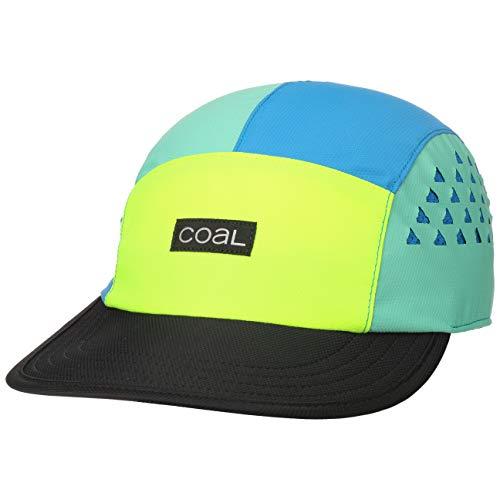 Coal The Provo Camper Perfomance Cap Basecap Baseballcap Flat Brim (One Size - Neongelb)