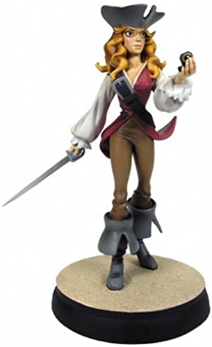 Pirates of The Carribbean - Elizabeth Swan Maquette by Gentle Giant