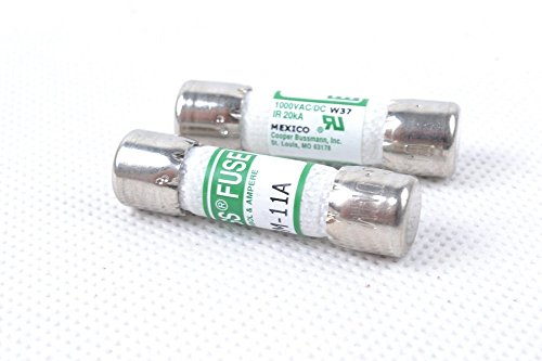 Learn More About Pack of 2 pieces, Fluke 803293 11 Amp 1000 Volt Fluke Digital Multimeter Replacemen...
