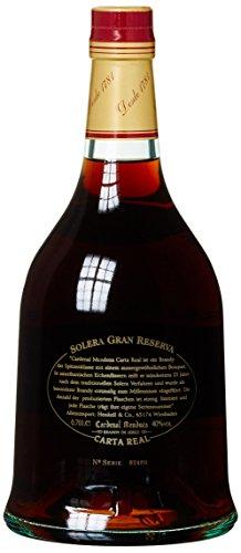 Cardenal Mendoza Carta Real Brandy de Jerez - 3
