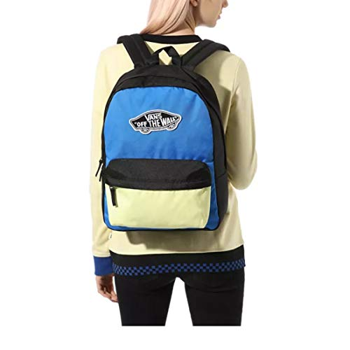Vans REALM BACKPACK VICTORIA BLUE, One Size