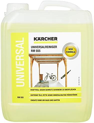 Krcher RM 555 Détergent universel pour nettoyeur Haute pression 5 L