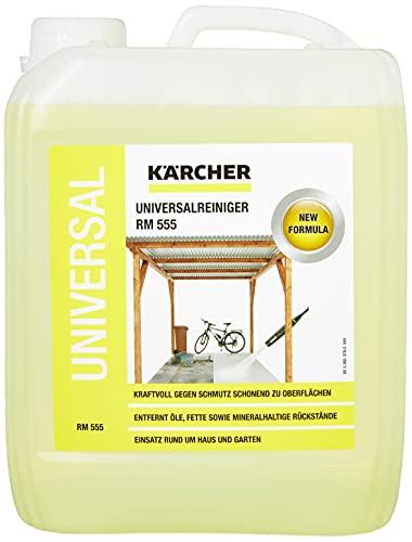Kärcher RM 555 Détergent universel pour nettoyeur Haute pression 5 L