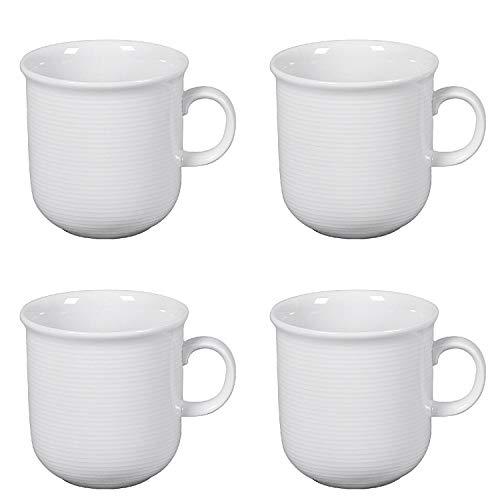 4 x Becher mit Henkel 0,28 l - Trend Weiß - Thomas - 11400-800001-15503