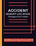 Libro de registro de accidentes e incidentes | Salud y seguridad en el lugar de...